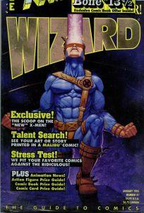 Wizard Magazine #41