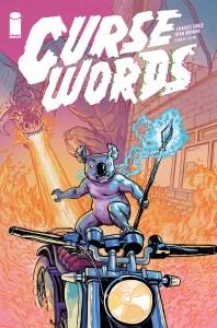 Curse Words #1 variant