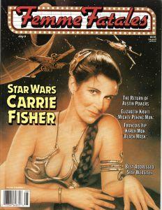 Femme Falates Carrei Fisher