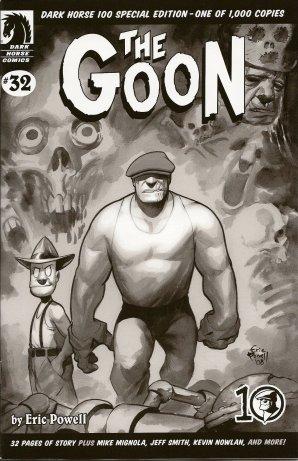 Goon #32 special Edition