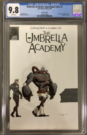 Umbrella Academy #1 Special Edition