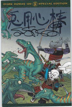 Usagi Yojimbo Volume 3 #123