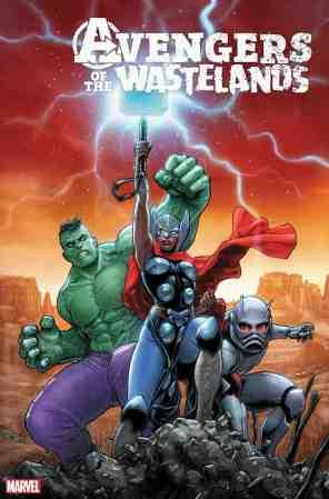Avengers of the Wasteland #1