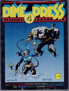 Dime Press #4