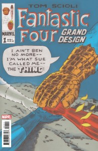 Fantastic Four Grand Design 1