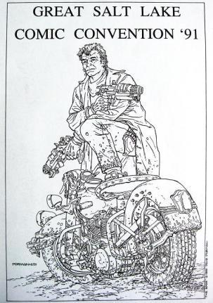 Great Salt Lake Comic Convention 1991