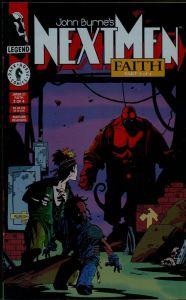 John Brynes Nextmen #21
