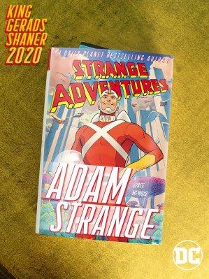 Adam Strange new series