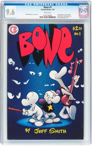 Bone #1 CGC