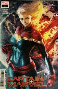 Captain marvel #1 walmart