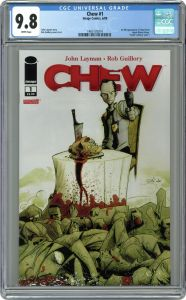 Chew #1 CGC