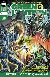 Green Lantern #12