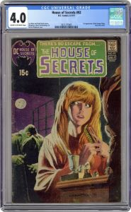 (House of Secrets #92