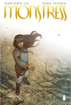 Monstress #1 second print