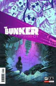 Bunker #1 Oni Press