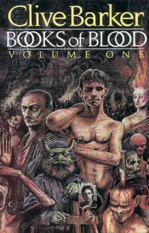 Clive Barker Book of Blood