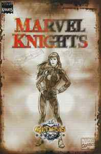 Marvel Knights Marvel Boy Genesis Edition #1 2