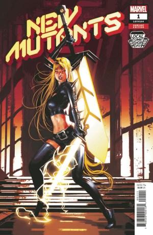New Mutants LCSD #1