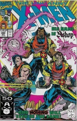 Uncanny X-Men #282