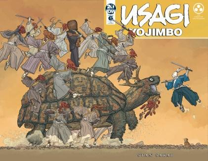 Usagi Yojimbo #6 Variant.jpeg