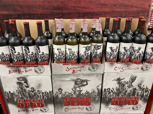 Walking Dead Last Wine