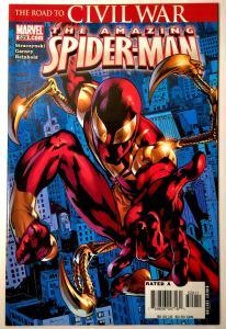 he Amazing Spider-Man #529.