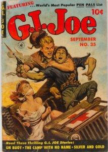 GI Joe #35 (1954)