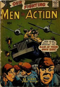 Men in Action #5