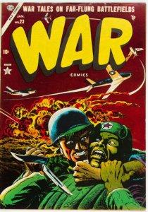 War Comics #23