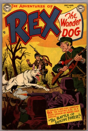 Adventures of Rex the Wonder Dog #4