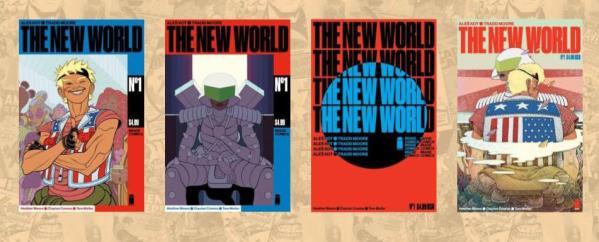 The New World #1
