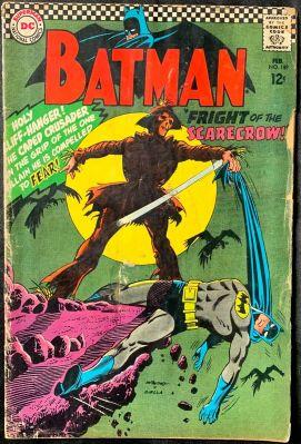 Batman #189