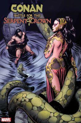 Conan Battle for the Serpent Crown #1