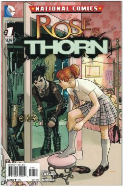 National Comics- Rose and Thorn #1