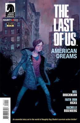 Last of Us #1 First Print