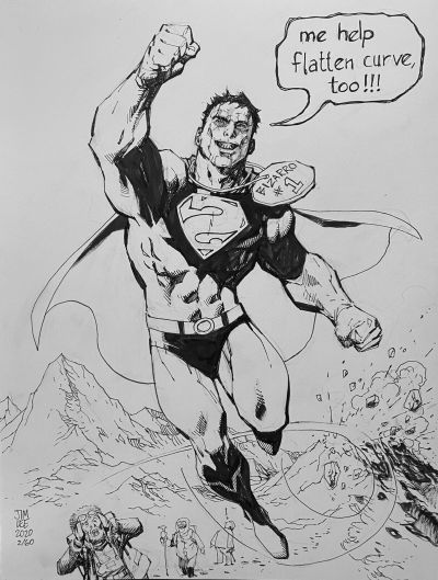 Jim Lee Bizarro