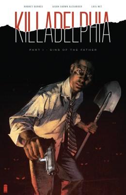 Killadelphia #1 Cover A