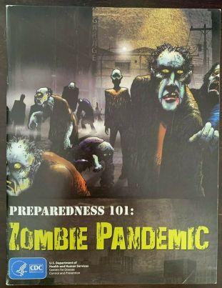 Prepardeness 101- Zombie Pandemic