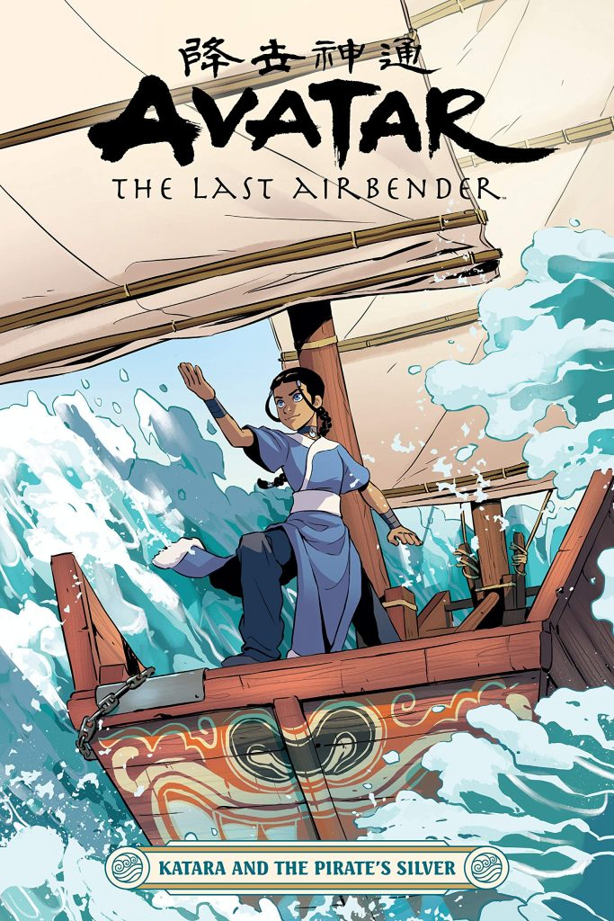 Katara and the Pirate's Silver