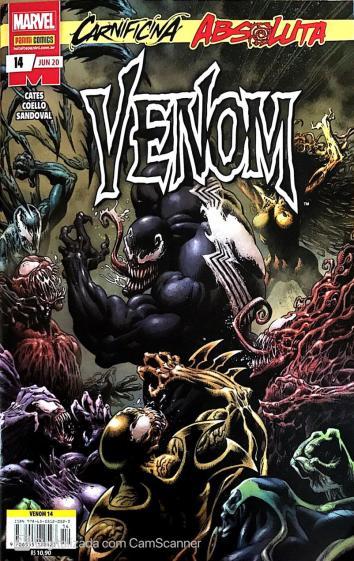 Venom #14 – Comic Boom