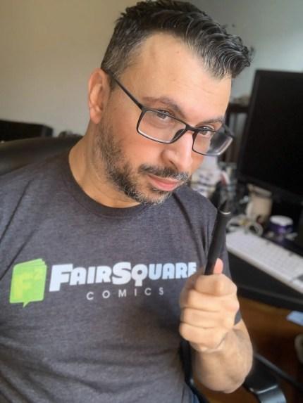 Fabrice Sapolsky - ComicConline