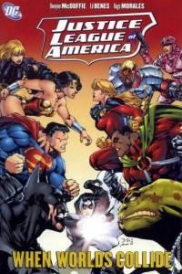 Dwayne McDuffe - Justice League