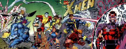 Jim Lee - X-Men1