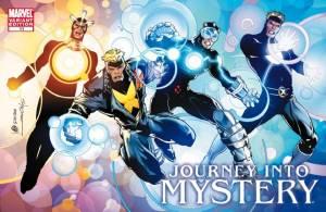 Larry Stroman - Journey Into Mystery