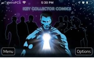 Key Collectors Comics App