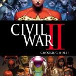 More Marvel's Civil War II Tie-In Comics Revealed