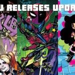 Weekly Comic List – February 10th, 2016
