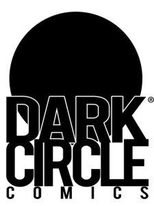 Dark circle comics logo for the category