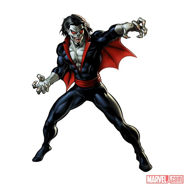 Halloween Character Spotlight Morbius The Living Vampire