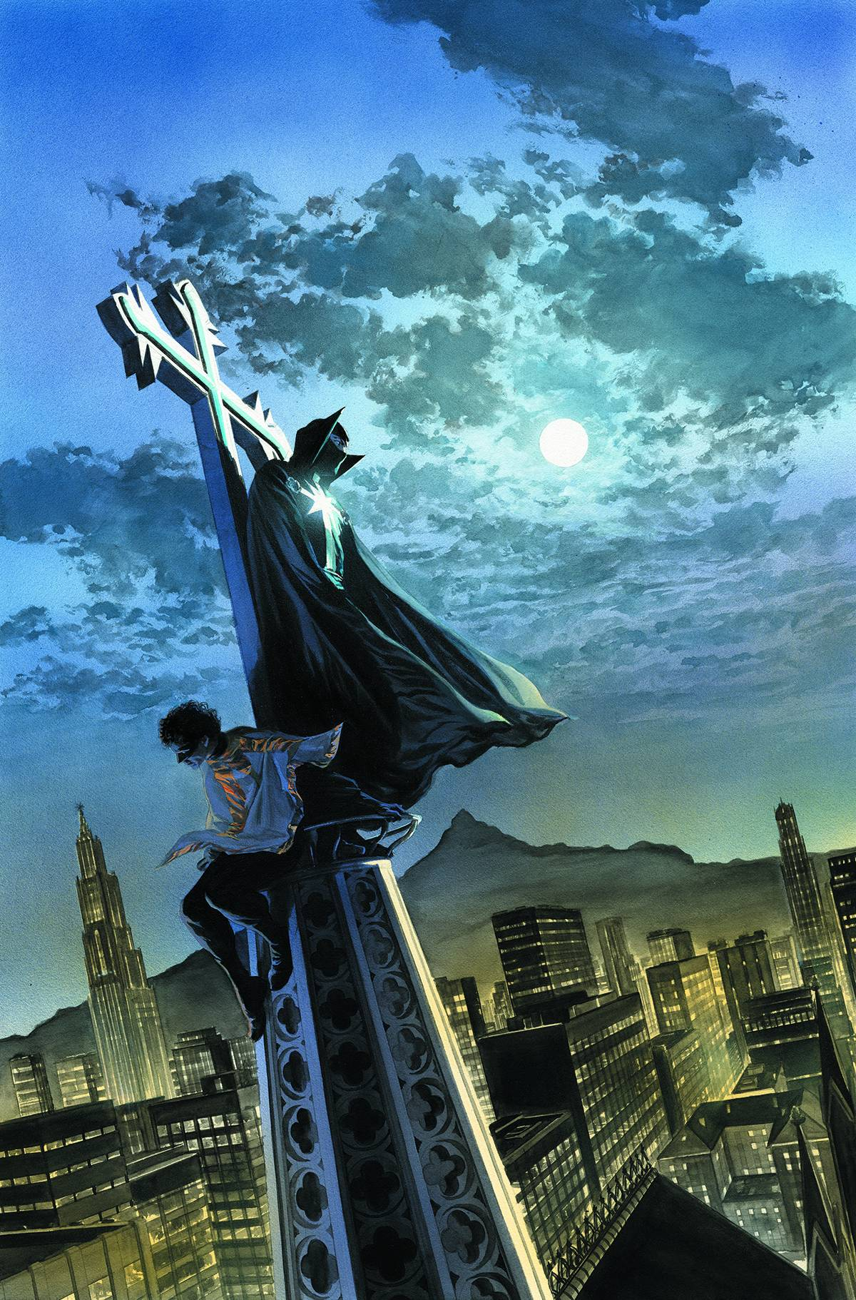 Astro City Confession Hardcover New Edition